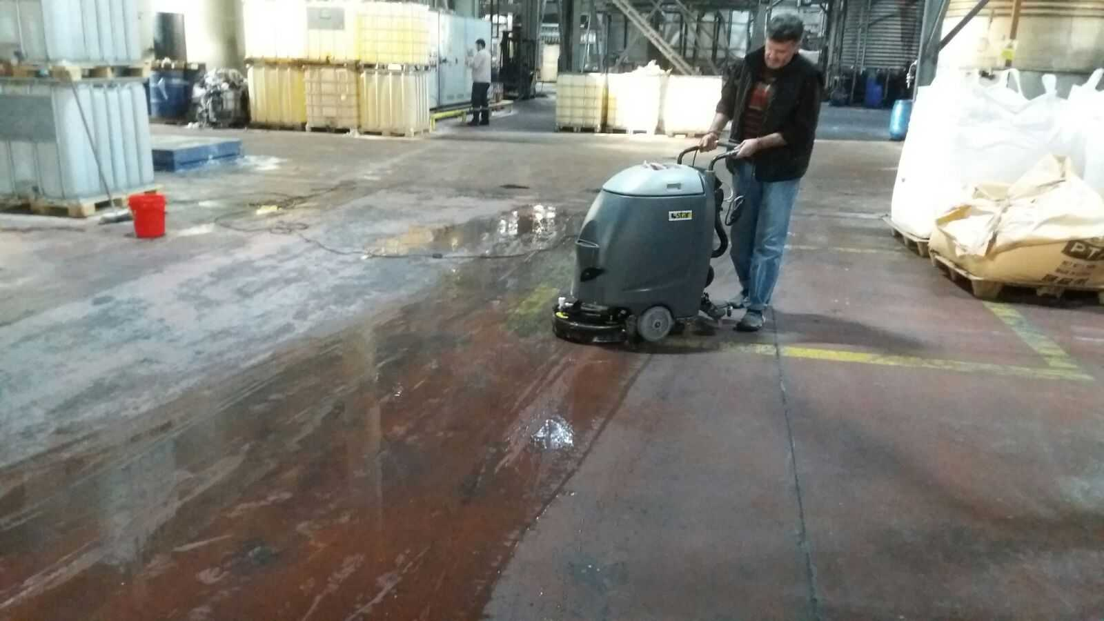 izmit fabrika temizliği ve kurumsal temizlik
