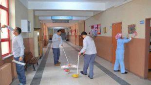 Okul ve Yurt Temizliği