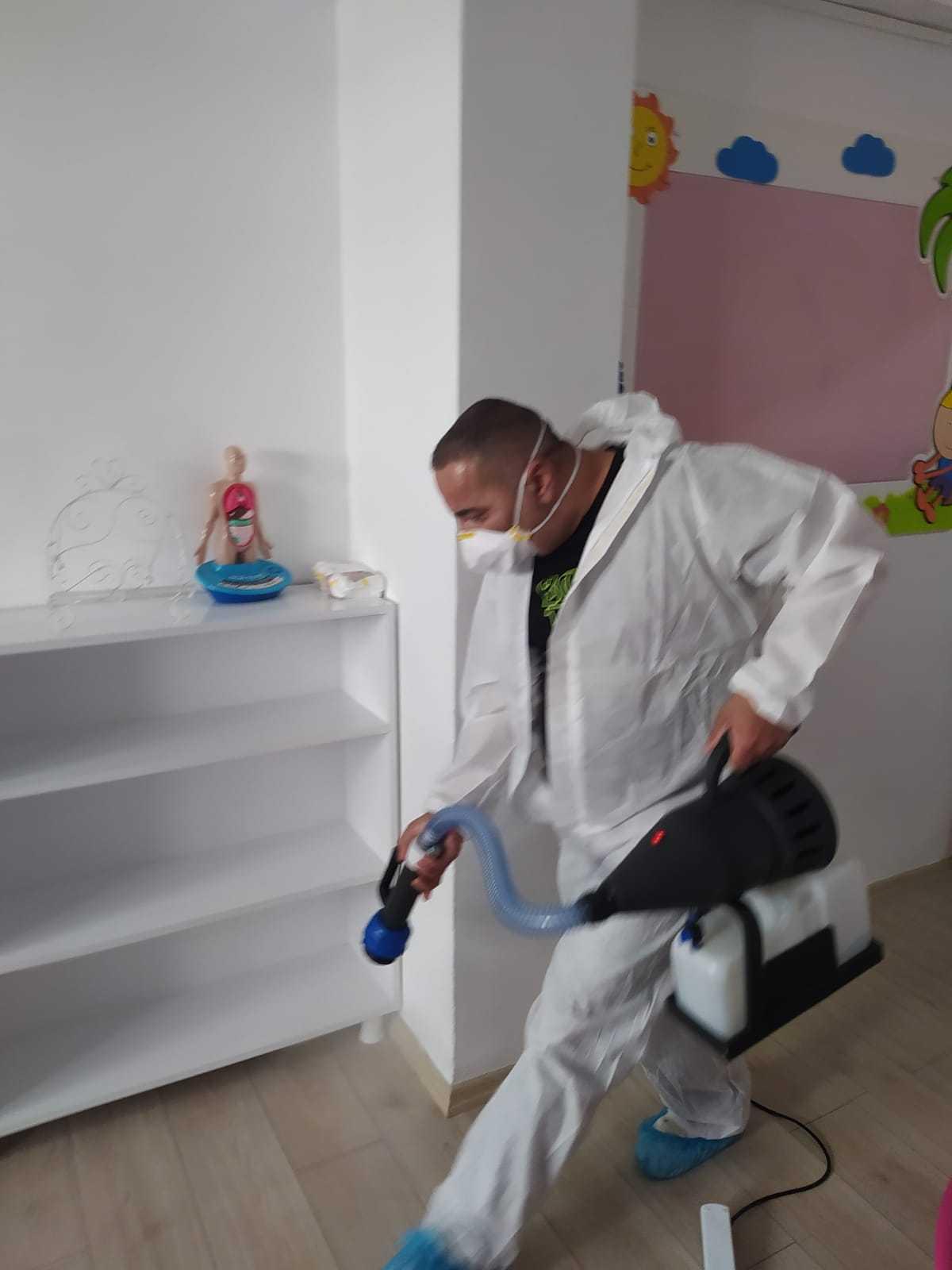 İşyeri Dezenfeksiyonu